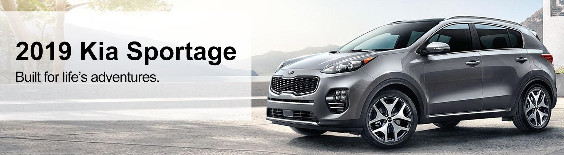 2019 Kia Sportage Dealer in Albany NY | Destination Kia